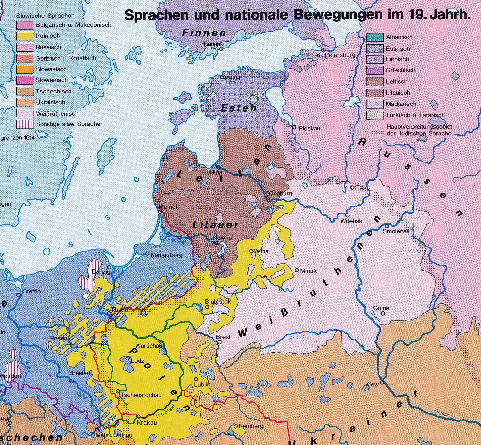 Karte Deutsches Reich 1914.Arge Baltikum Historische Karten